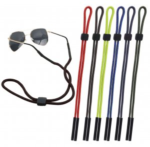 CandyHome 6 Pcs Multicolor Sunglass Holder Cords Eyeglass Straps Eyewear Retainer For Men and Women