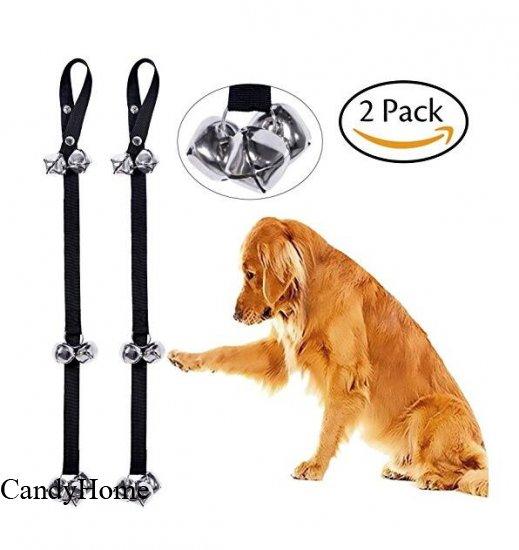Candyhome 2 Pack Potty Doorbells Housetraining Dog Doorbells Tinkle